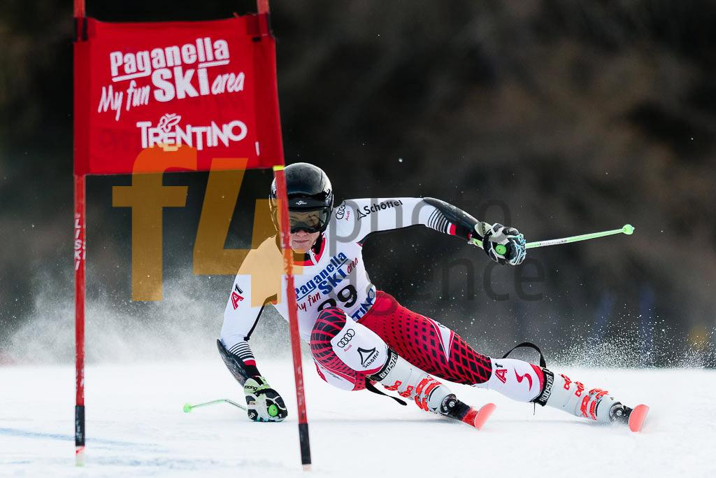 2018/19, Andalo Paganelle (ITA), DORNER Thomas (AUT), European Cup, FIS, GS, Men, Season