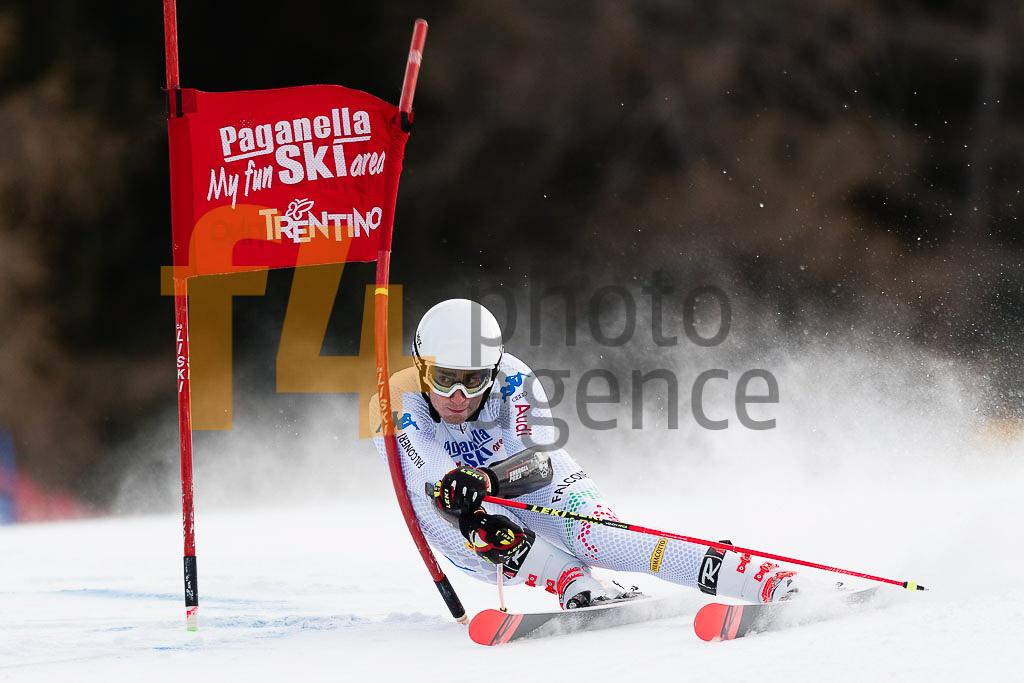 2018/19, Andalo Paganelle (ITA), European Cup, FIS, GS, Men, Season, ZUCCARINI Giulio (ITA)