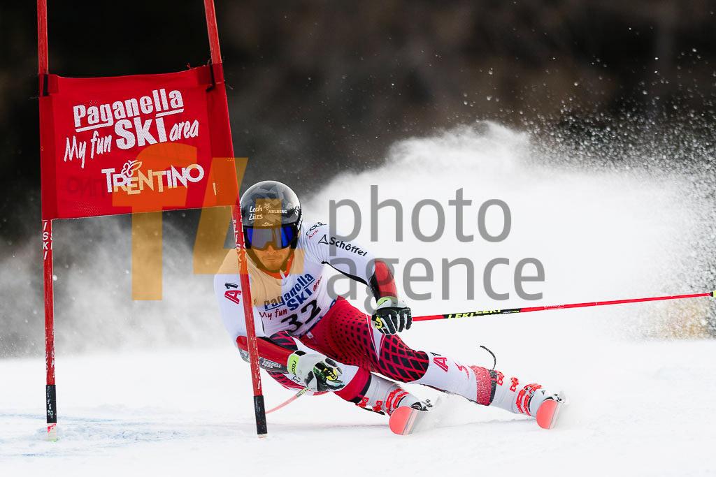2018/19, Andalo Paganelle (ITA), European Cup, FIS, GS, Men, Season, WALCH Magnus(AUT)