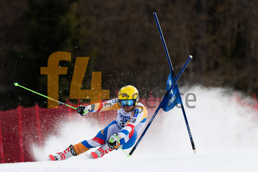 2018/19, Andalo Paganelle (ITA), European Cup, FIS, GS, MEINERS Maarten (NED), Men, Season