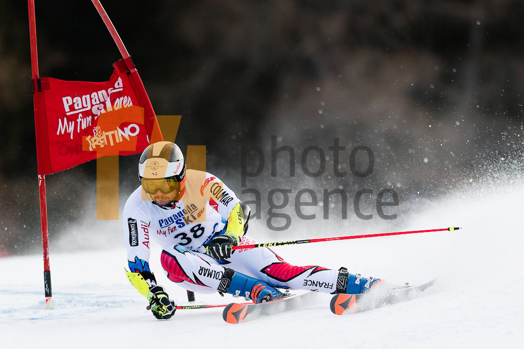 2018/19, Andalo Paganelle (ITA), European Cup, FIS, GS, GUILLOT Victor (FRA), Men, Season