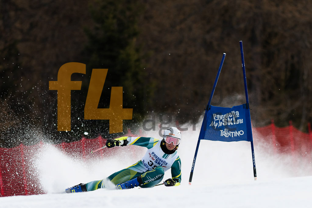 2018/19, Andalo Paganelle (ITA), European Cup, FIS, GS, LAIDLAW Harry (AUS), Men, Season