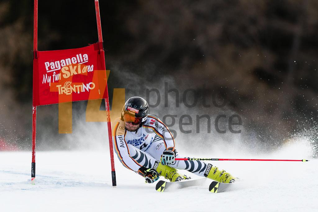 2018/19, Andalo Paganelle (ITA), European Cup, FIS, GS, Men, NORYS Frederik   (GER), Season