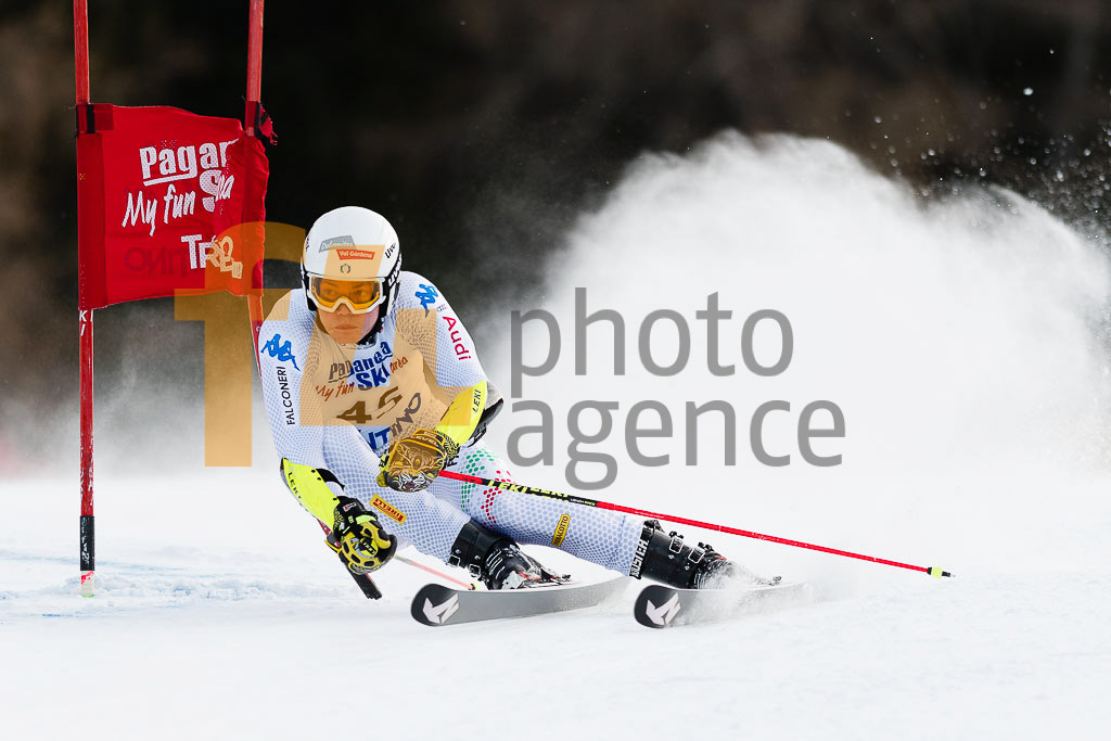 2018/19, Andalo Paganelle (ITA), European Cup, FIS, GS, Men, Season, VINATZER Alex (ITA)