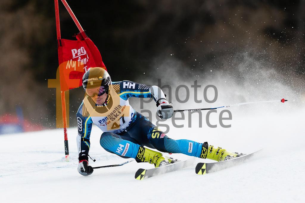 2018/19, ASK Jesper (SWE), Andalo Paganelle (ITA), European Cup, FIS, GS, Men, Season