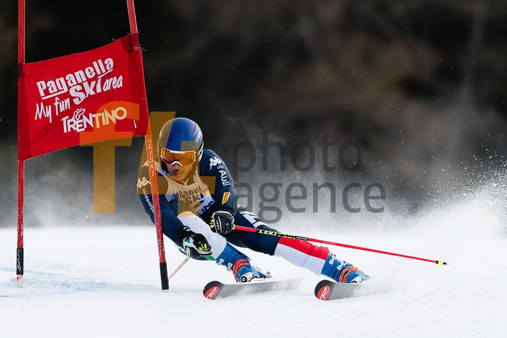 2018/19, Andalo Paganelle (ITA), European Cup, FIS, GS, Men, SORIO Daniele (ITA), Season