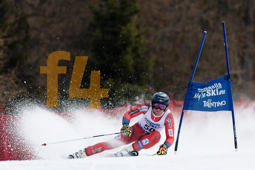 2018/19, Andalo Paganelle (ITA), European Cup, FIS, GS, Men, PATRICKSSON Axel William  (NOR), Season