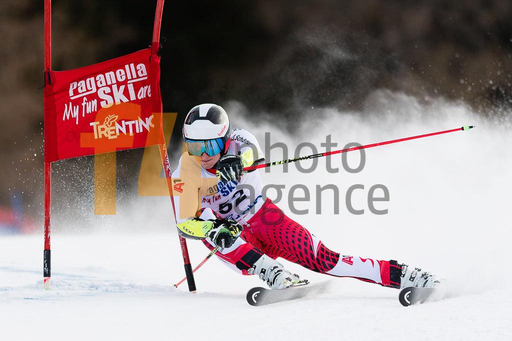 2018/19, Andalo Paganelle (ITA), European Cup, FIS, GS, Men, PERTL Adrian (AUT), Season