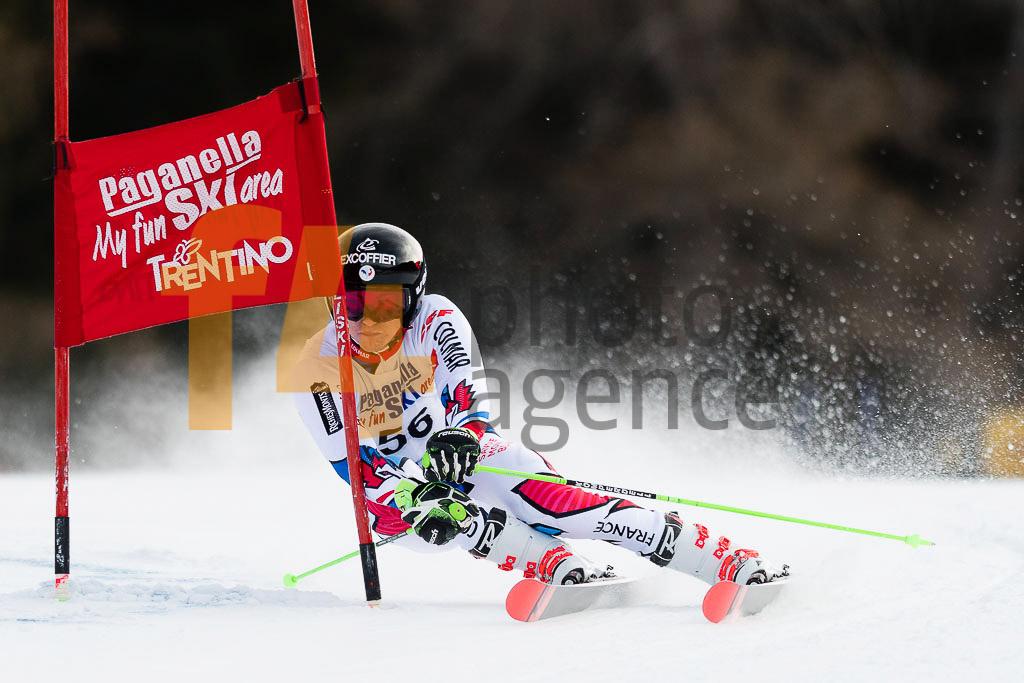 2018/19, ANGUENOT Leo (FRA), Andalo Paganelle (ITA), European Cup, FIS, GS, Men, Season