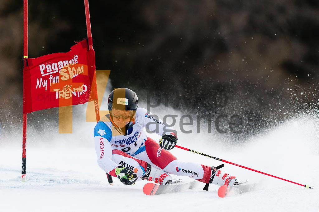 2018/19, Andalo Paganelle (ITA), European Cup, FIS, GS, Men, SPARR Maurus (SUI), Season