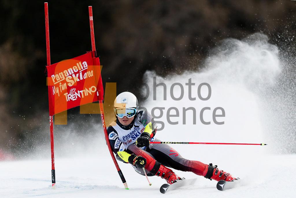 2018/19, Andalo Paganelle (ITA), European Cup, FIS, GS, KATO Seigo (JPN), Men, Season