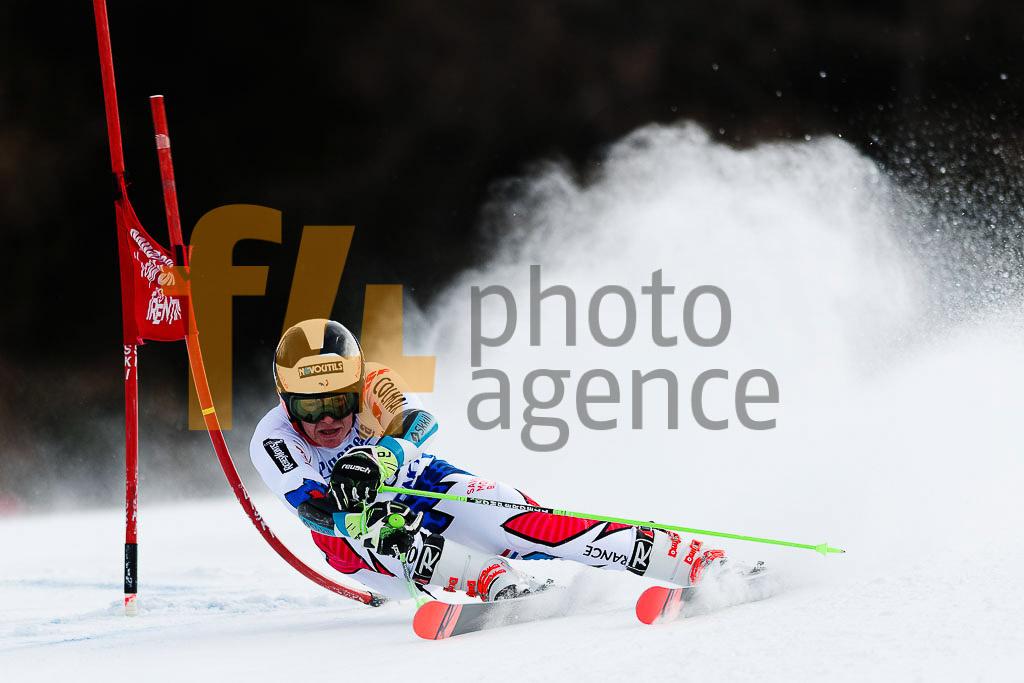 2018/19, Andalo Paganelle (ITA), European Cup, FIS, GS, LORIOT Florian (FRA), Men, Season