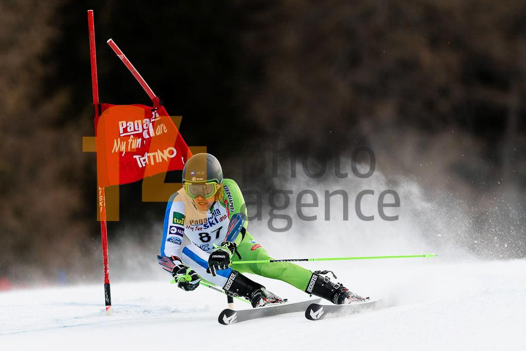 2018/19, Andalo Paganelle (ITA), BOZIC Borut (SLO), European Cup, FIS, GS, Men, Season
