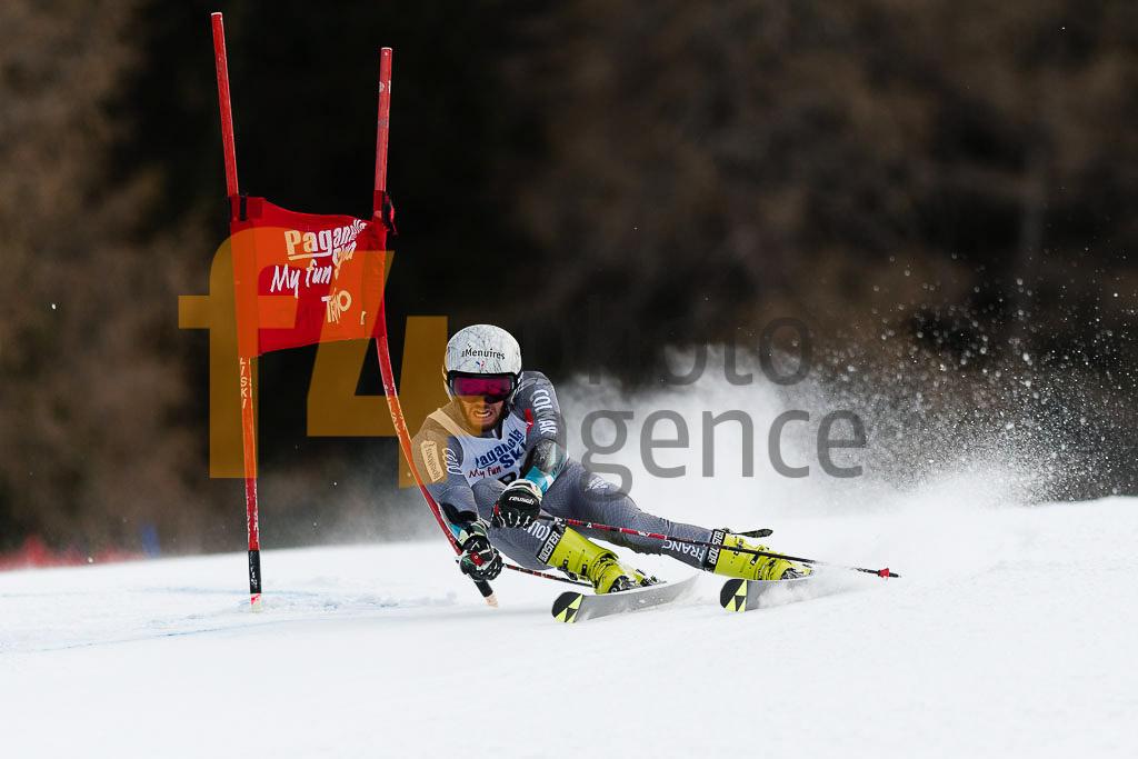 2018/19, Andalo Paganelle (ITA), European Cup, FIS, GS, Men, PARAND Loevan (FRA), Season