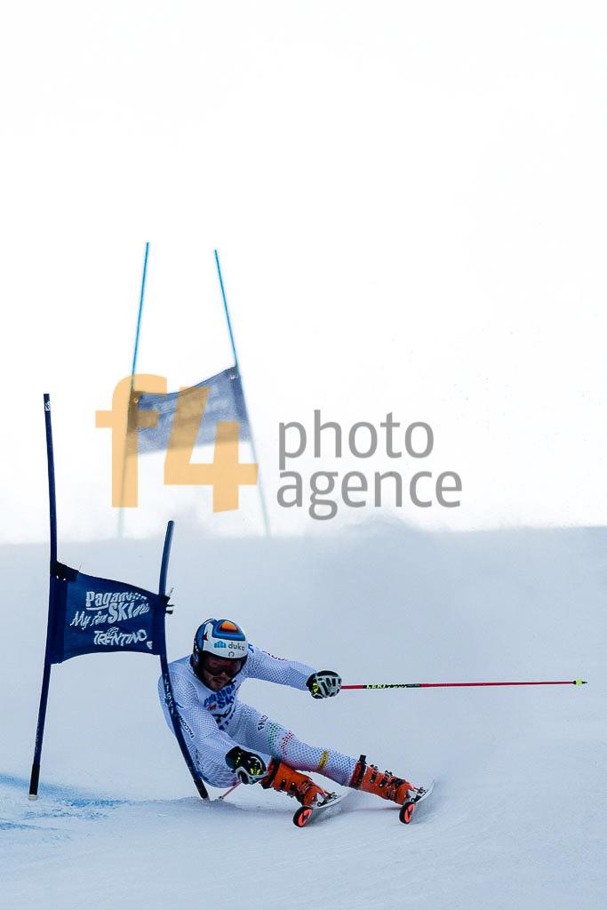 2018/19, Andalo Paganelle (ITA), European Cup, FIS, GS, Men, Season, ZINGERLE Alex(ITA)