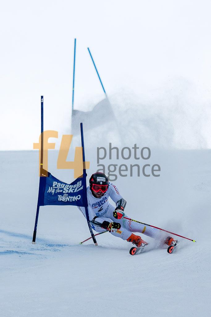 2018/19, Andalo Paganelle (ITA), European Cup, FIS, GS, MAURBERGER Simon  (ITA), Men, Season
