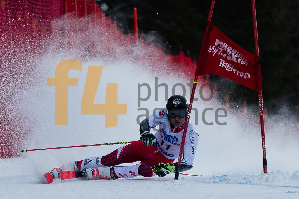2018/19, Andalo Paganelle (ITA), European Cup, FEURSTEIN Patrick  (GER), FIS, GS, Men, Season