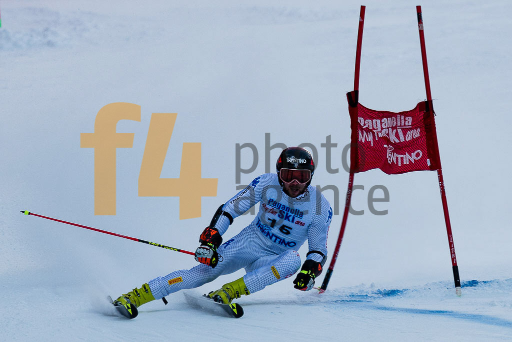 2018/19, Andalo Paganelle (ITA), BALLERIN Andrea   (ITA), European Cup, FIS, GS, Men, Season