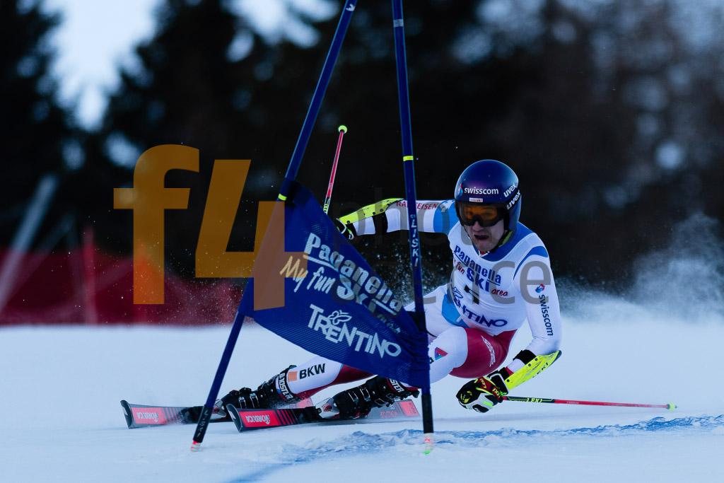 2018/19, Andalo Paganelle (ITA), European Cup, FIS, GS, Men, NOGER Cedric(SUI), Season