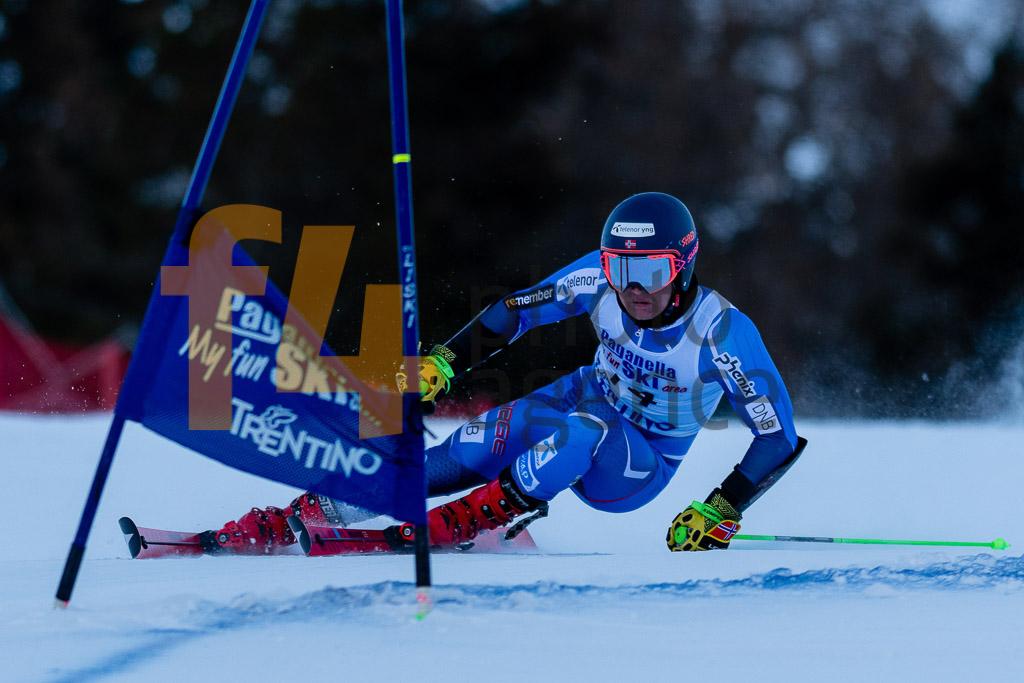 2018/19, Andalo Paganelle (ITA), EIDE Peder Dahlum (NOR), European Cup, FIS, GS, Men, Season