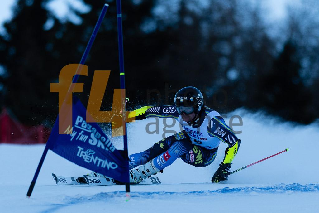 2018/19, Andalo Paganelle (ITA), European Cup, FIS, GS, Men, ROENNGREN Mattias (SWE), Season