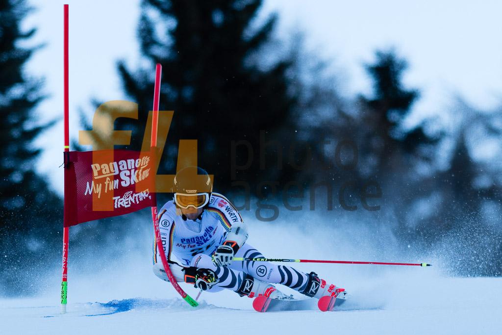 2018/19, Andalo Paganelle (ITA), European Cup, FIS, GS, Men, RAUCHFUSS Julian  (GER), Season