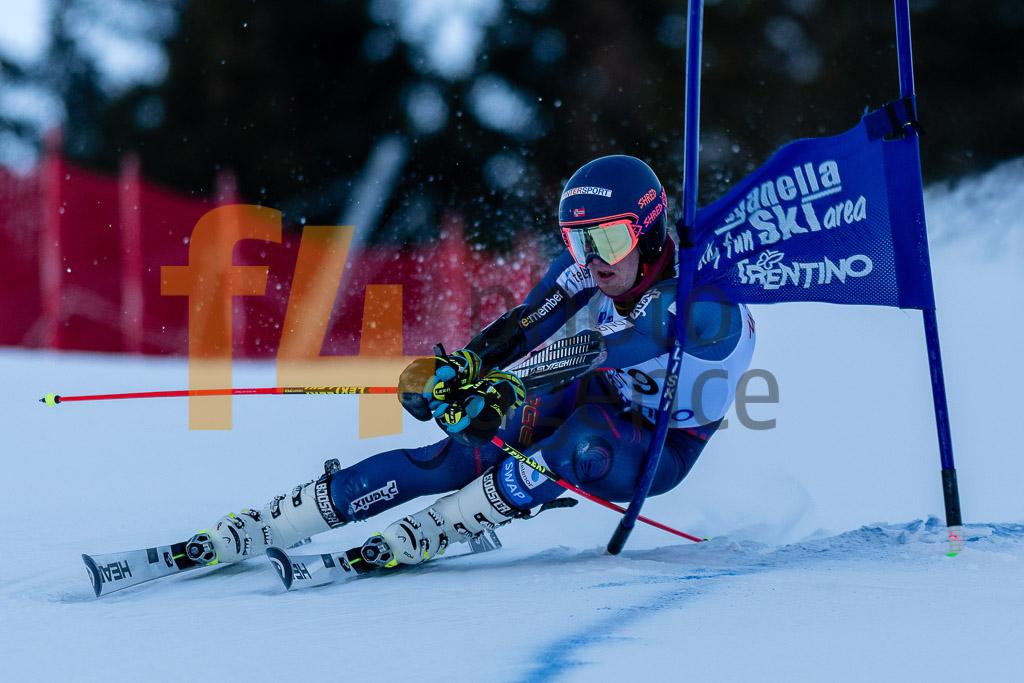 2018/19, Andalo Paganelle (ITA), European Cup, FIS, GS, MCGRATH Atle Lie (NOR), Men, Season