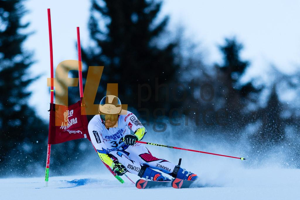 2018/19, Andalo Paganelle (ITA), European Cup, FIS, GS, GUILLOT Victor(FRA), Men, Season