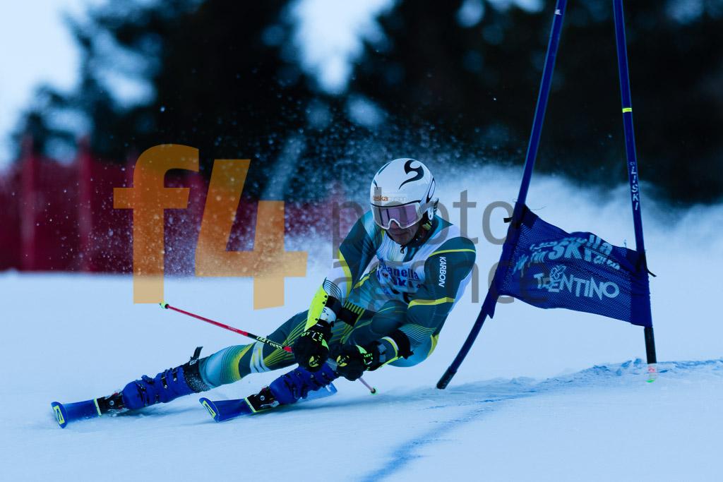 2018/19, Andalo Paganelle (ITA), European Cup, FIS, GS, LAIDLAW Harry (AUS), Men, Season