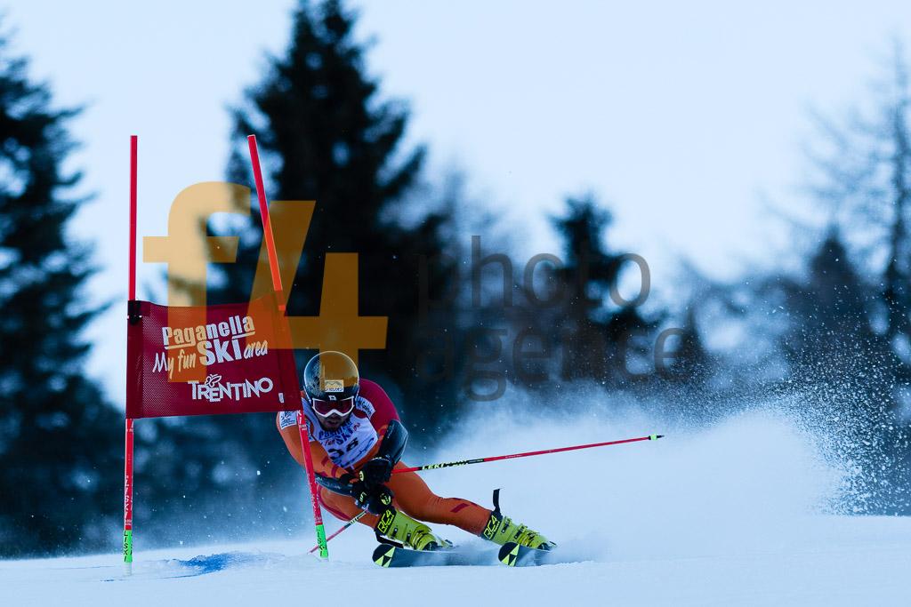 2018/19, Andalo Paganelle (ITA), European Cup, FIS, GS, ISHII Tomoya (JPN), Men, Season