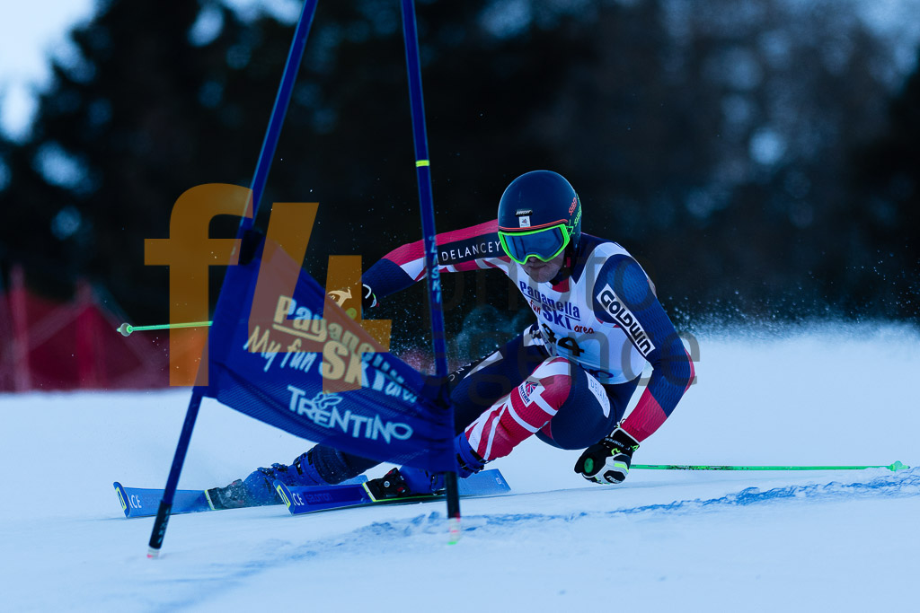 2018/19, Andalo Paganelle (ITA), European Cup, FIS, GOWER Jack (GBR), GS, Men, Season