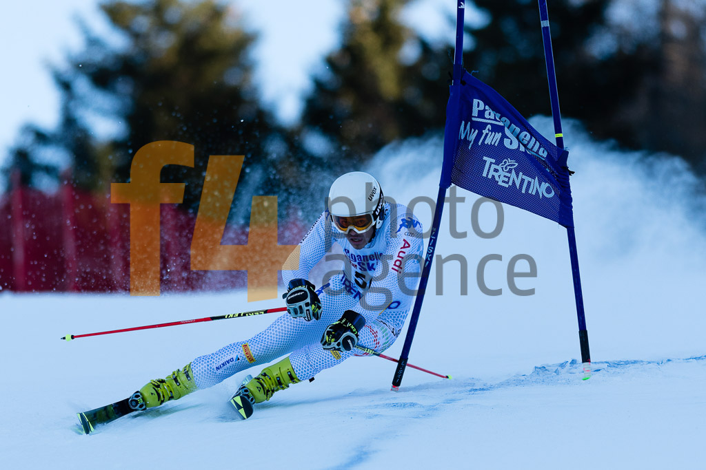 2018/19, Andalo Paganelle (ITA), European Cup, FIS, GS, KASTLUNGER Tobias (ITA), Men, Season