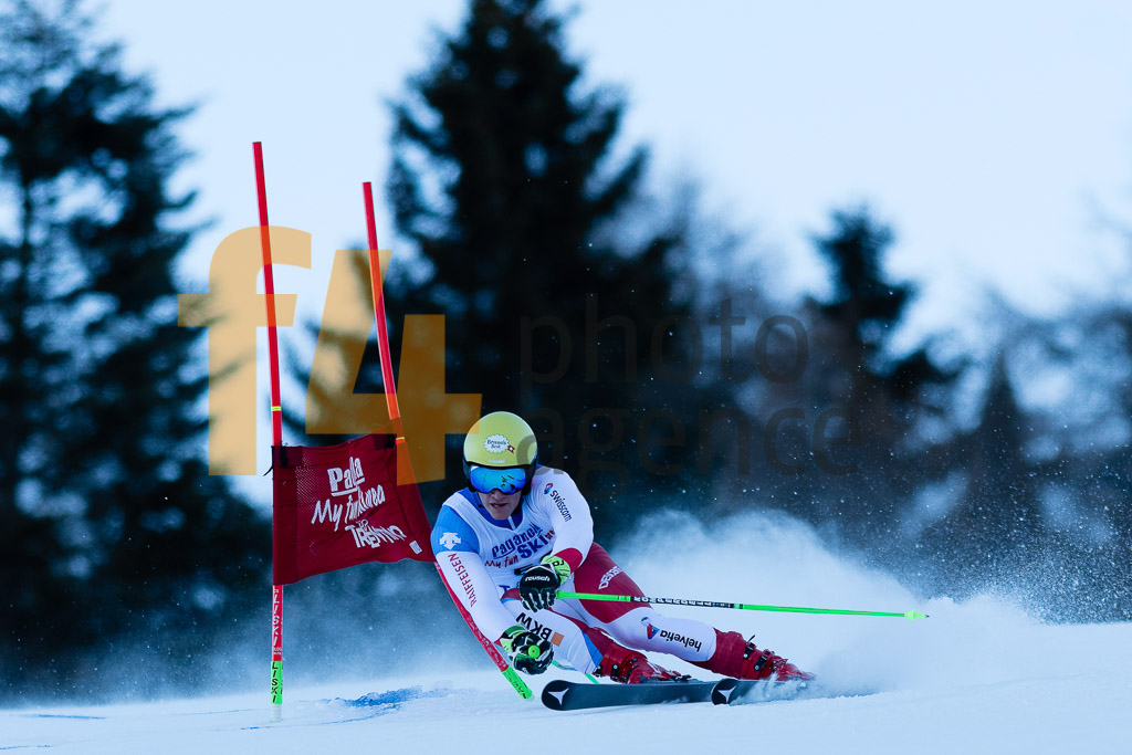2018/19, Andalo Paganelle (ITA), BISSIG Semyel  (SUI), European Cup, FIS, GS, Men, Season