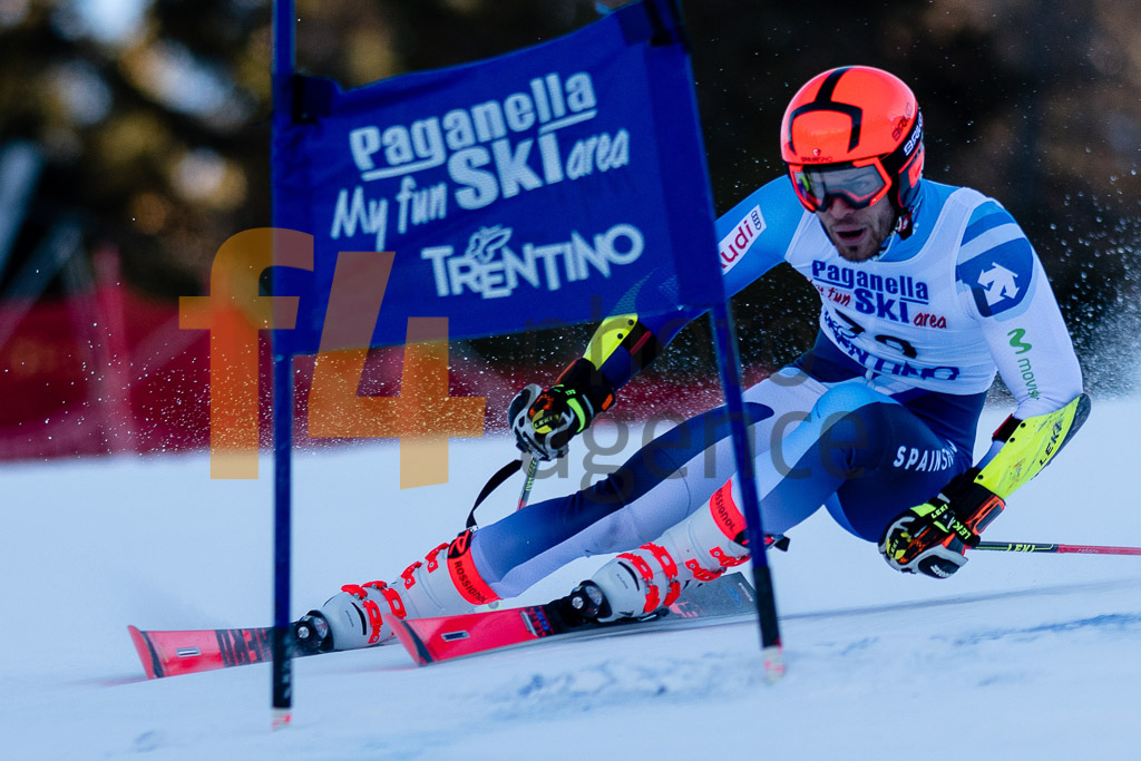 2018/19, Andalo Paganelle (ITA), European Cup, FIS, GARAY Aingeru  (SPA), GS, Men, Season