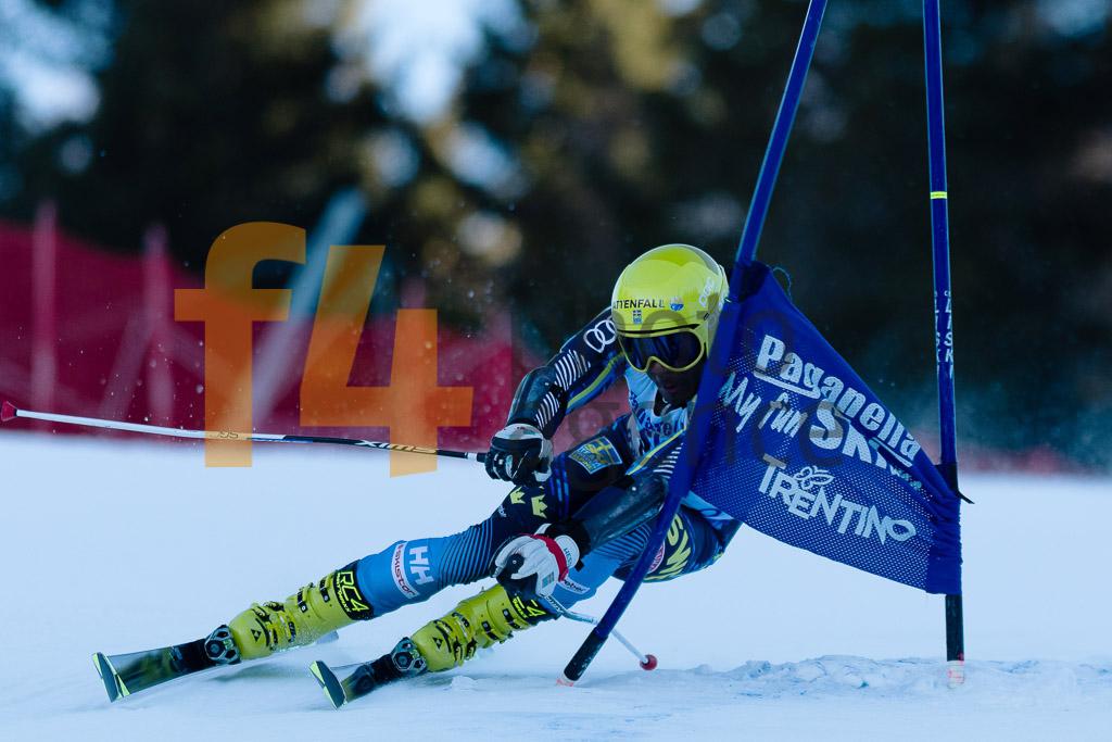 2018/19, Andalo Paganelle (ITA), European Cup, FIS, GRAHN Dan Axel (SWE), GS, Men, Season