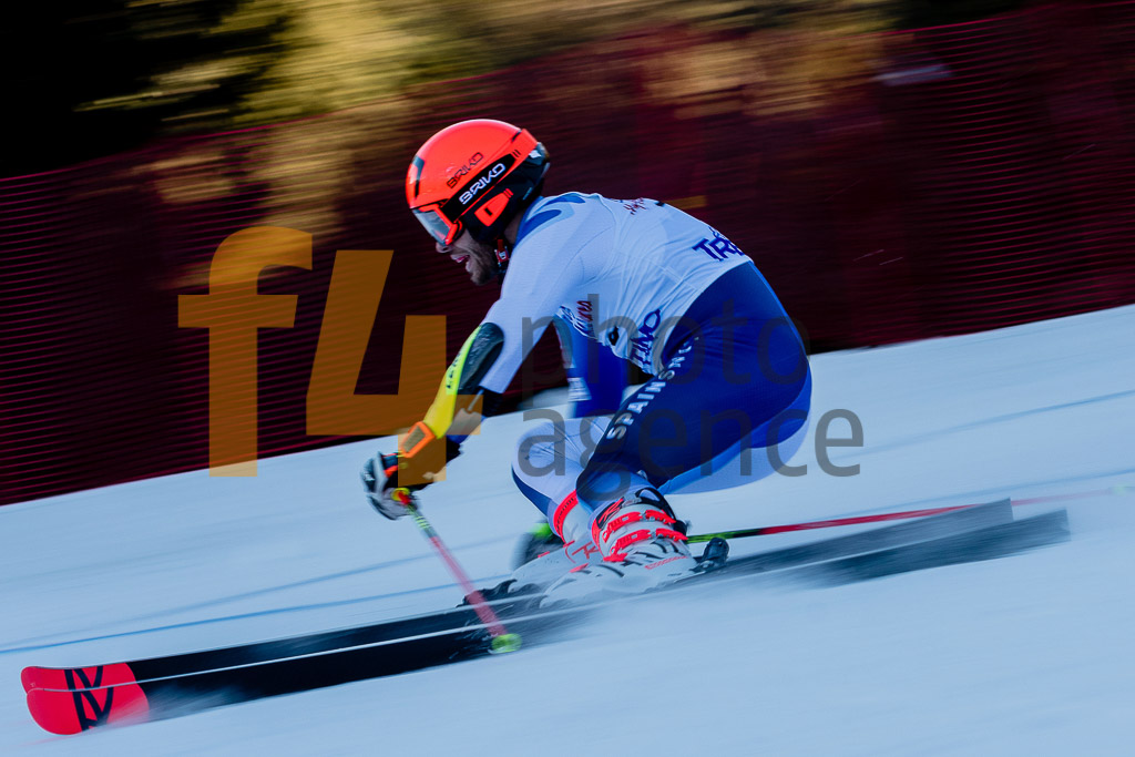 2018/19, Andalo Paganelle (ITA), European Cup, FIS, GARAY Aingeru  (SPA), GS, Men, Season