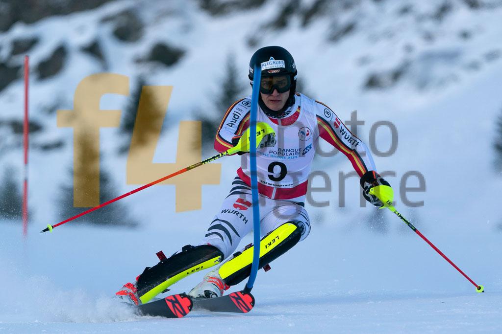 2019/20, European Cup, FIS, HIMMELSBACH Fabian (GER), Men, SL, Season, Vaujany (FRA)