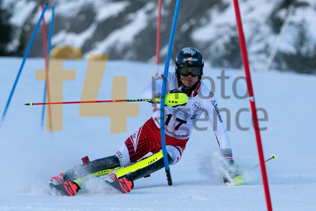 2019/20, European Cup, FIS, Men, RUELAND Simon (AUT), SL, Season, Vaujany (FRA)