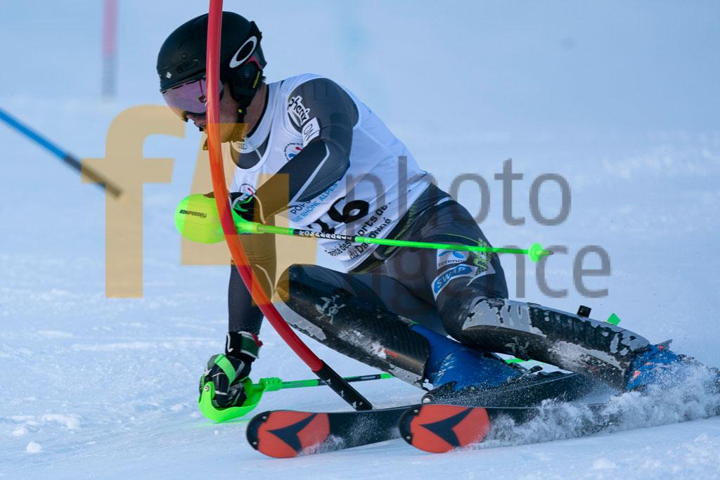 2019/20, European Cup, FIS, Men, ROEISLAND Max (NOR), SL, Season, Vaujany (FRA)