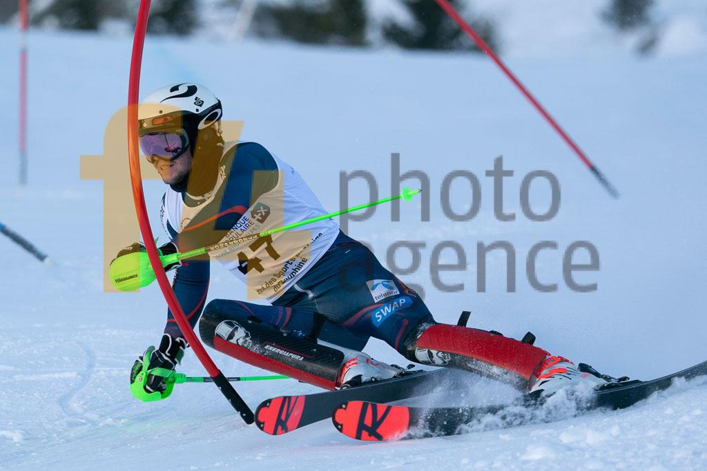 2019/20, European Cup, FIS, Men, NORMANNSETH Wilhelm (NOR), SL, Season, Vaujany (FRA)