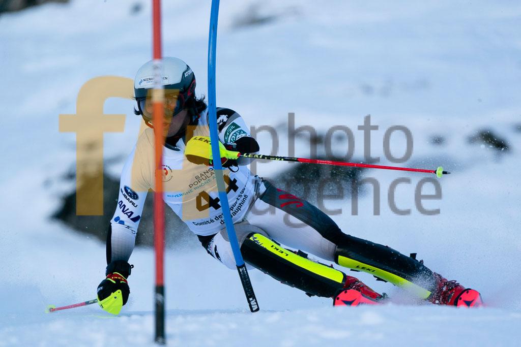 2019/20, European Cup, FIS, KATO Seigo (JPN), Men, SL, Season, Vaujany (FRA)