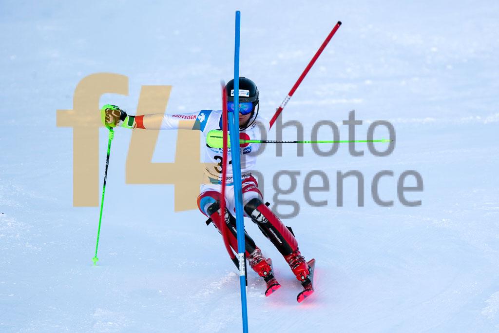 2019/20, European Cup, FIS, KUONEN Lars (SUI), Men, SL, Season, Vaujany (FRA)