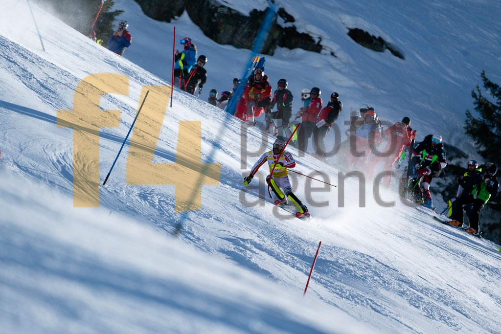 2019/20, European Cup, FIS, HOLZMANN Sebastian (GER), Men, SL, Season, Vaujany (FRA)