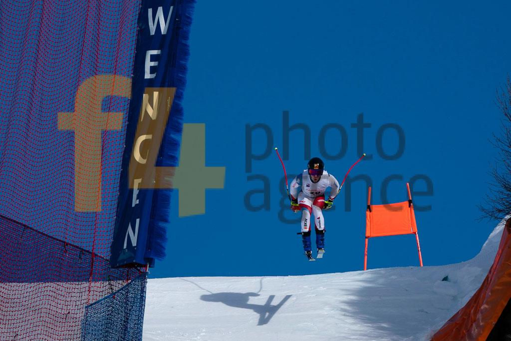 2019/20, AMSTUTZ Gianluca (SUI), DH TRA, European Cup, FIS, Men, Season, Wengen (SUI)