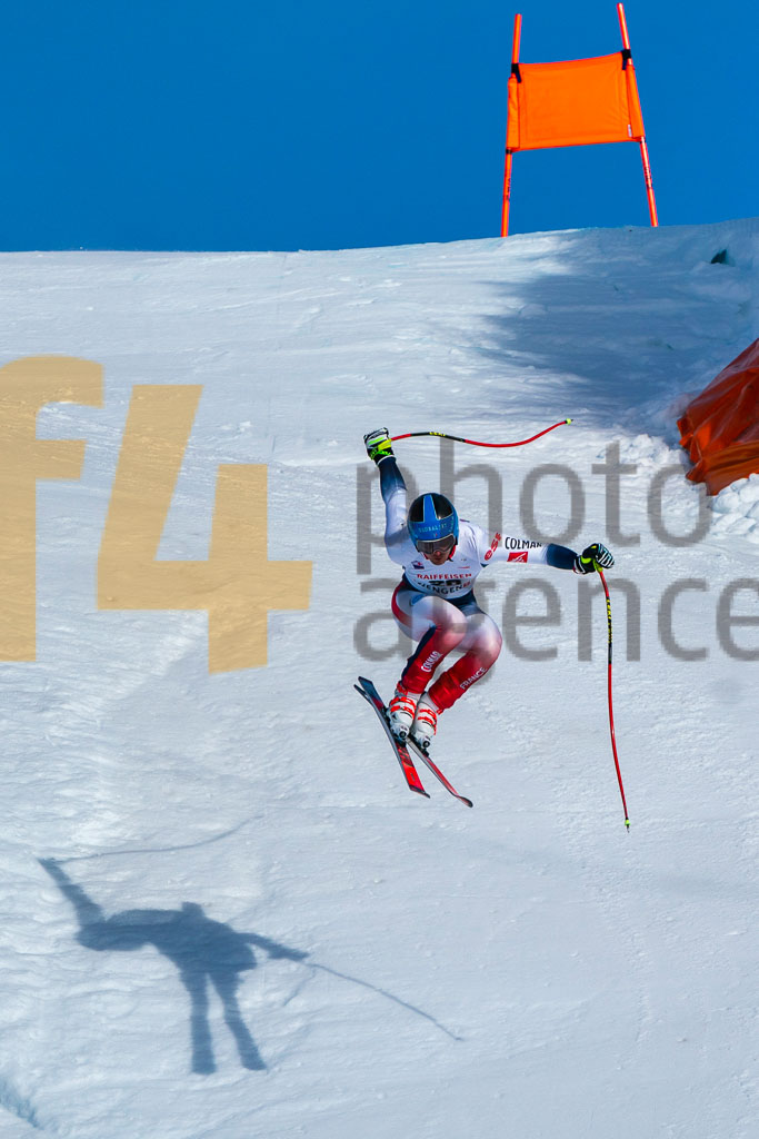 2019/20, ALPHAND Sam (FRA), DH TRA, European Cup, FIS, Men, Season, Wengen (SUI)