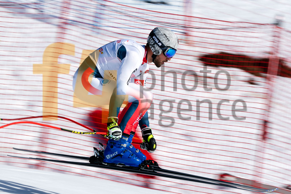 2019/20, DH TRA, European Cup, FIS, KLUFTS Evan (FRA), Men, Season, Wengen (SUI)