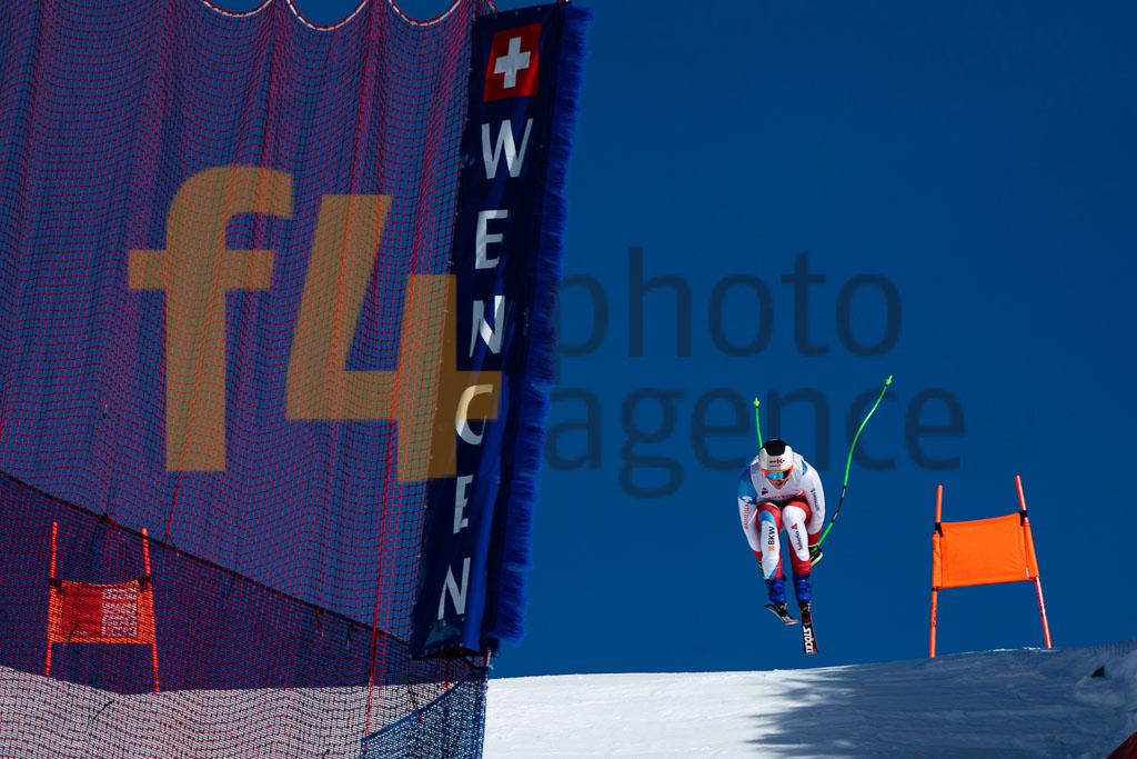 2019/20, DH TRA, European Cup, FIS, KOHLER Marco (SUI), Men, Season, Wengen (SUI)
