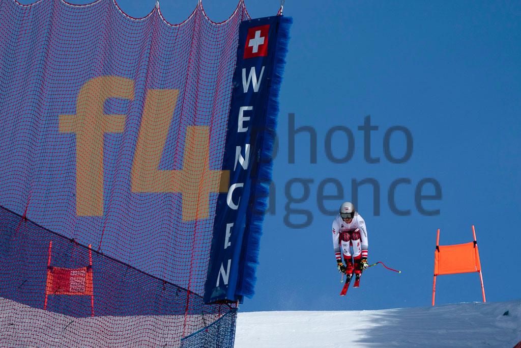 2019/20, DH TRA, European Cup, FIS, Men, SCHUETTER Julian (AUT), Season, Wengen (SUI)