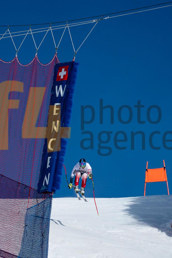 2019/20, ALPHAND Nils (FRA), DH TRA, European Cup, FIS, Men, Season, Wengen (SUI)