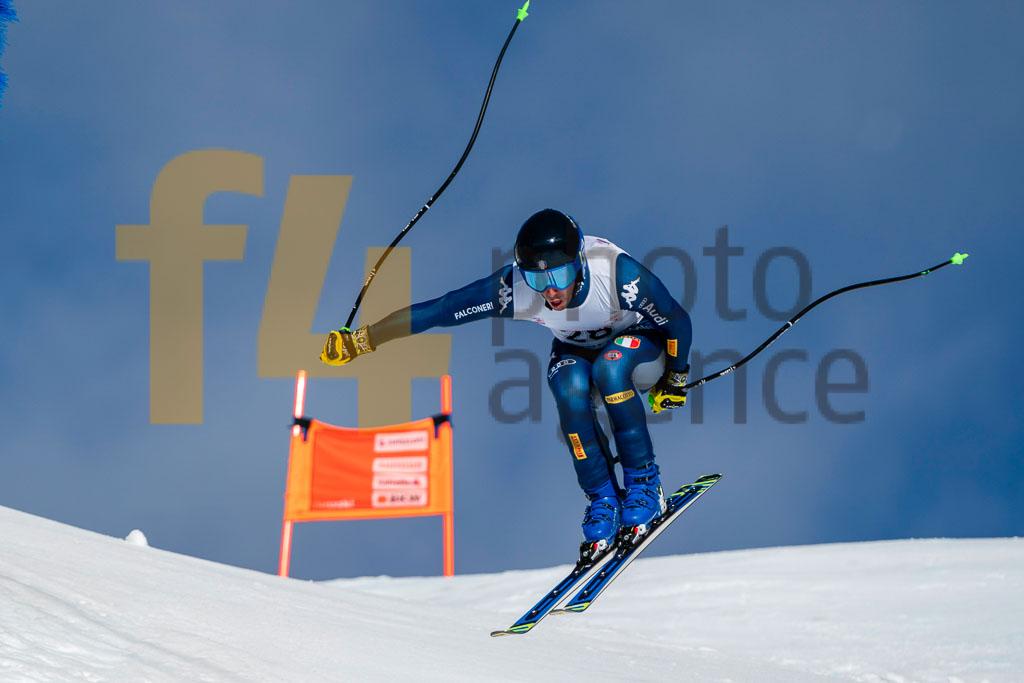 2019/20, DH, European Cup, FIS, Men, Season, Wengen (SUI), ZAZZI Pietro (ITA)
